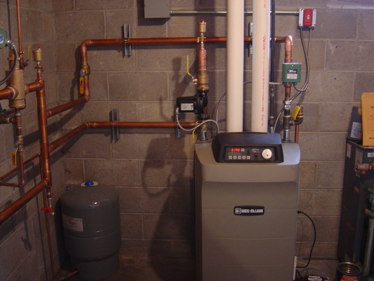 Weil Mclain Ultra Boilers Roberson Plumbing Heating Boiler Schematic Diagram Residential House