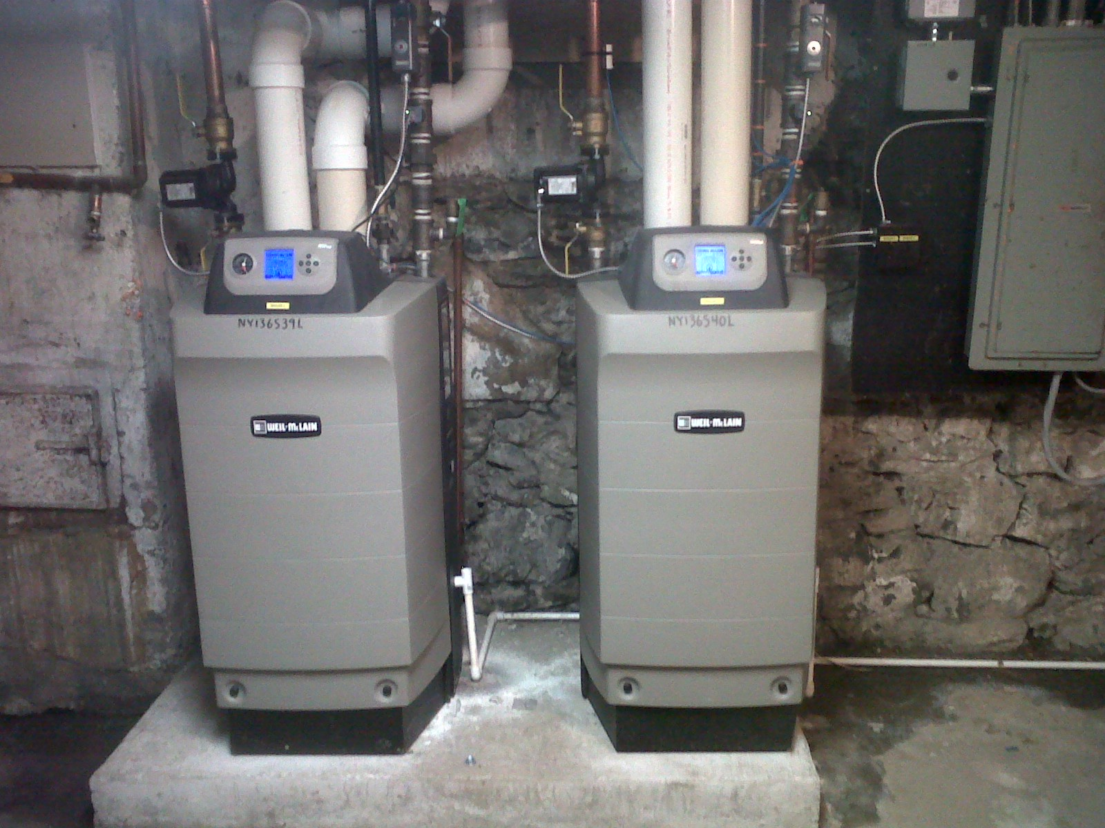 Weil-McLain Ultra Boilers – Roberson Plumbing & Heating
